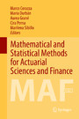 Mathematical and Statistical Methods for Actuarial Sciences and Finance - MAF 2018