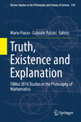 Truth, Existence and Explanation - FilMat 2016 Studies in the Philosophy of Mathematics