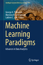 Machine Learning Paradigms - Advances in Data Analytics