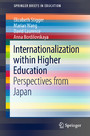 Internationalization within Higher Education - Perspectives from Japan