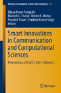 Smart Innovations in Communication and Computational Sciences - Proceedings of ICSICCS 2017, Volume 2