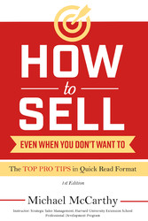 How to Sell - Even When You Don't Want To