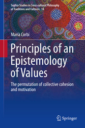 Principles of an Epistemology of Values - The permutation of collective cohesion and motivation